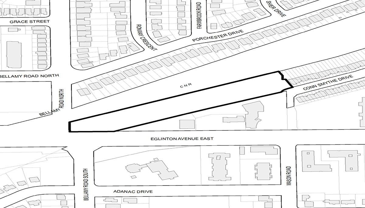 New Townhome Development at 3060 Eglinton Ave E, Scarborough, ON L4G 6J6
