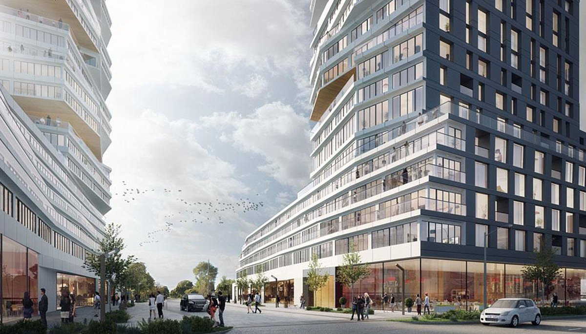 Condo Project at 3140 Dufferin Street, North York, ON, M6A 2S7