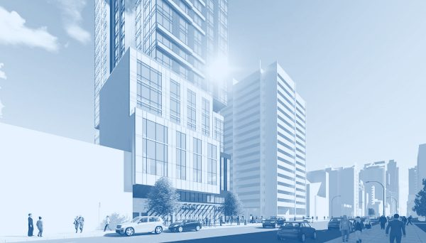 New Condo Project at 316 Bloor St W, Toronto, ON M5S 1W5