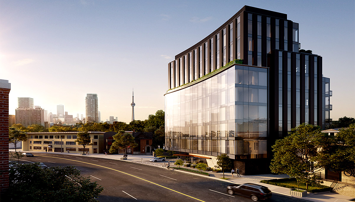 Condo Project at 321 Davenport Rd, Toronto, ON M5R 1K5