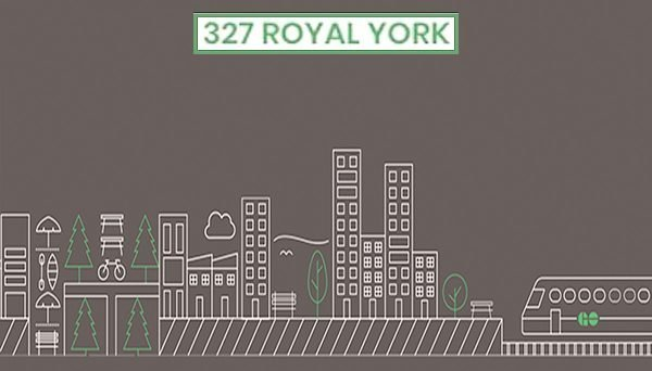 327 Royal York Condos