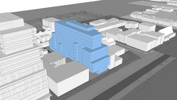 New Condo Project at 333 College St, Toronto, ON M5T 1S2