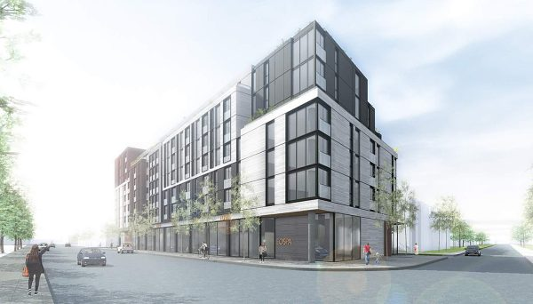 New Condo Project Located at 3385 Dundas St W, Toronto, ON M6S 2S2