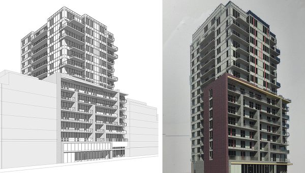 New Condo project at 346 Eglinton Ave W, Toronto, ON M5N 1A2