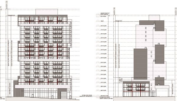 New Condo Project at 35 Holmes Ave, North York, ON M2N