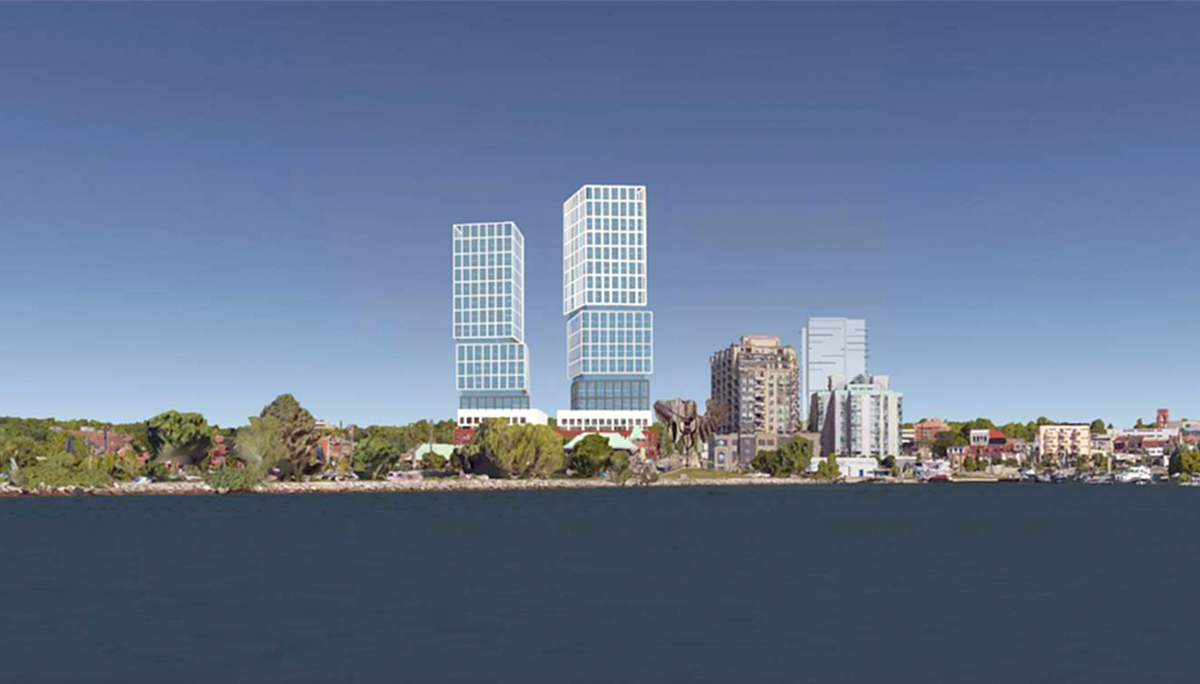 New Condo Project at 39-67 Dunlop St W, Barrie, ON L4N 1A3