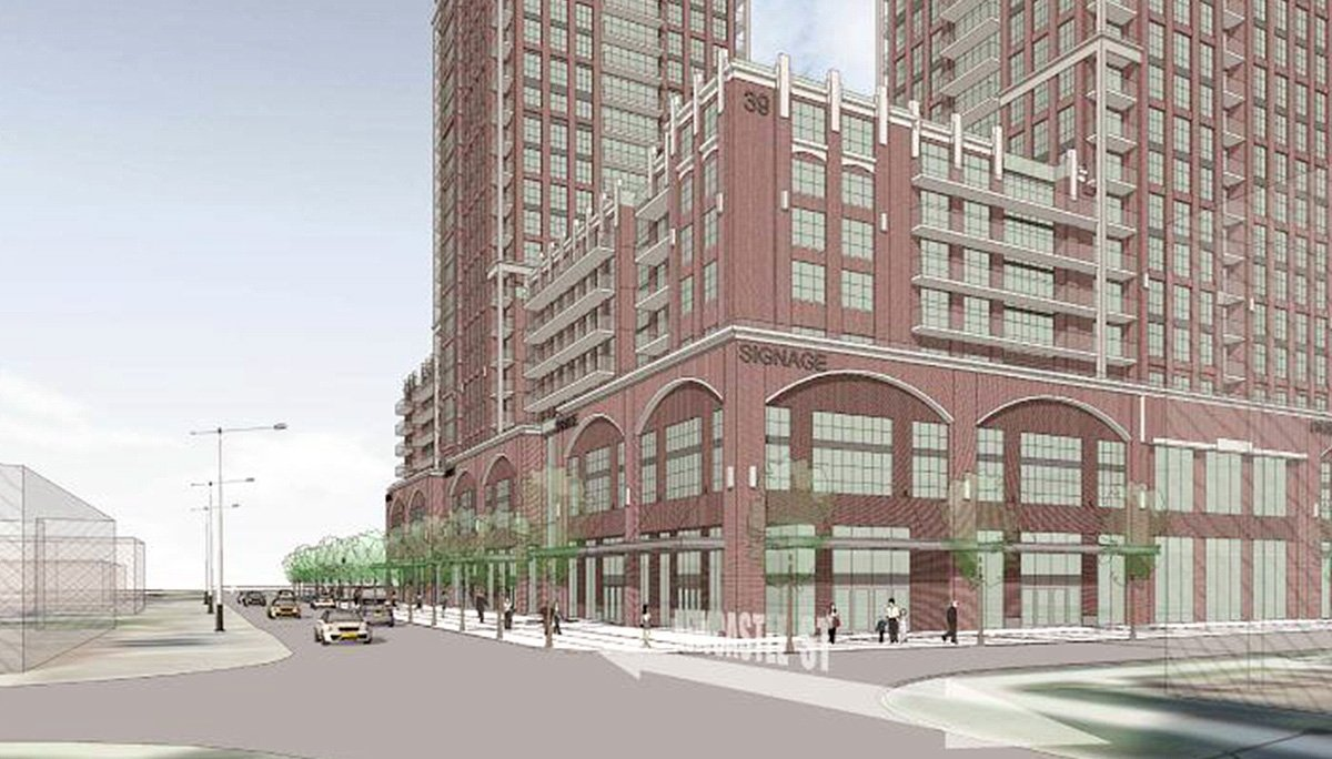 Condo Project at 39 Newcastle Street, Etobicoke, ON M8Y 1A3