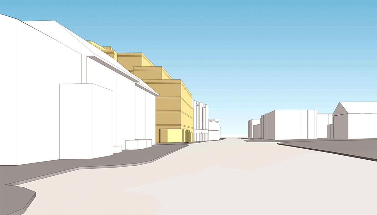 New Condo project at 390 Spadina Rd, Toronto, ON M5P 2V9