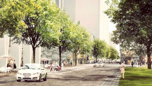 400 Front St W Master-Plan