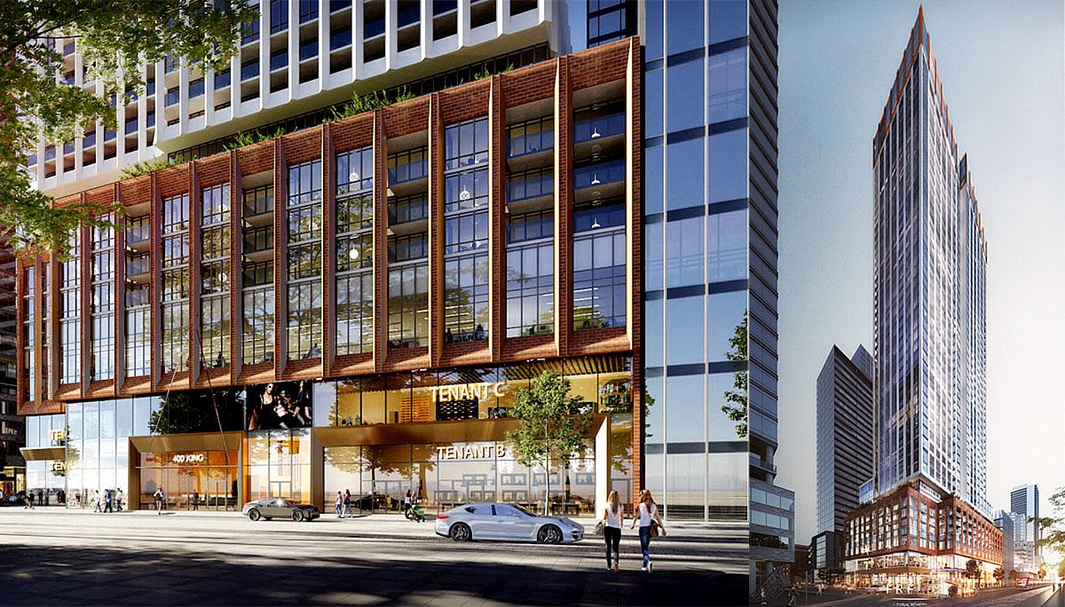 47-storey luxury condominium by Plaza