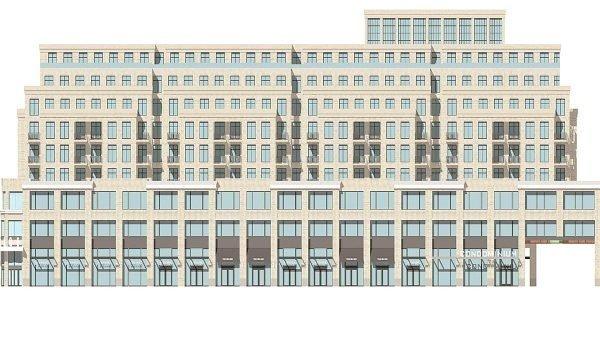 Modern condominium features