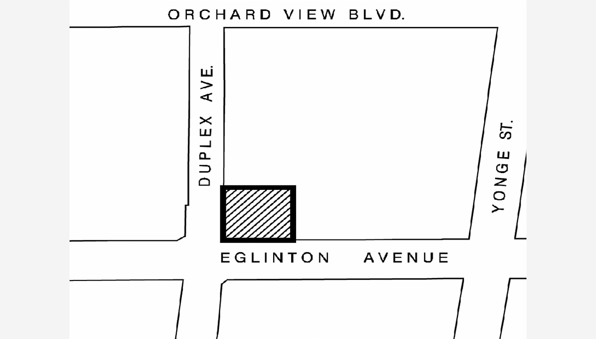 A great Real estate investment at 44 Eglinton Avenue West.