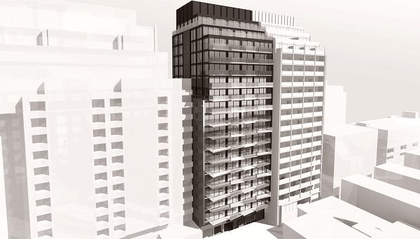 New Condo Project at 450 Richmond St W, Toronto, ON M5V 1Y1