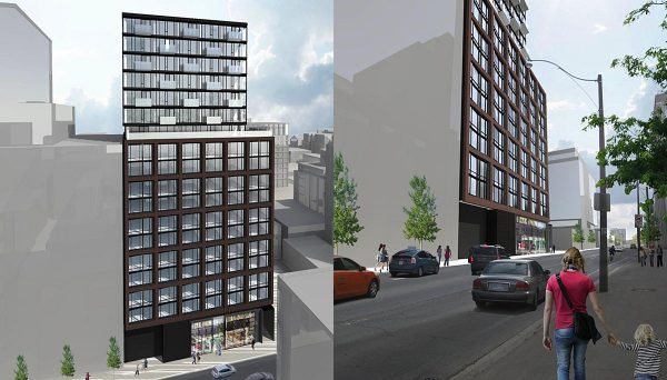 New Condo Project at 457 Richmond St W, Toronto, ON M5V 1X9