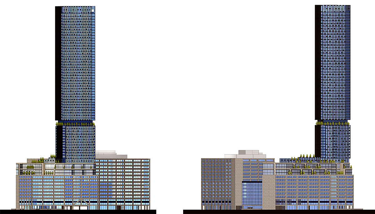 New Condo project at 483 Bay St, Toronto, ON M5G 1P5