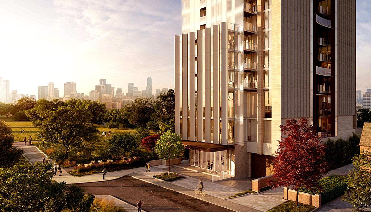 New condo Project at 49 Jackes Ave, Toronto, ON M4T 1E2
