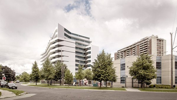 New Condo Project at 50-52 Neptune Dr, North York, ON M6A 1X1