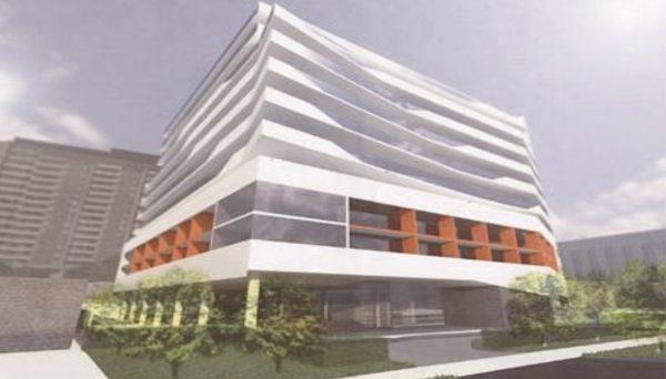 11 Storeys-High Mid-Rise Condominium