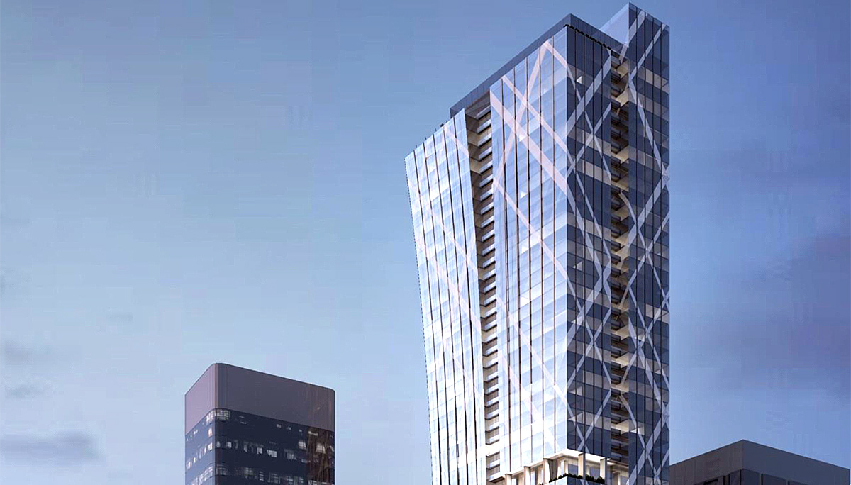Luxurious New High-Rise in Yorkville
