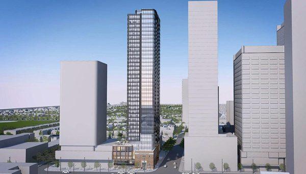 New High-Rise Condominium in Eglinton Avenue West and Duplex Avenue
