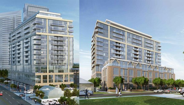 This new condo will stand out from the crowd in the Lansing neighbourhood