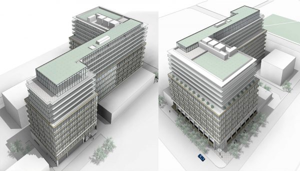 New Condo Project at 540 King St W, Toronto, ON M5V 1M3
