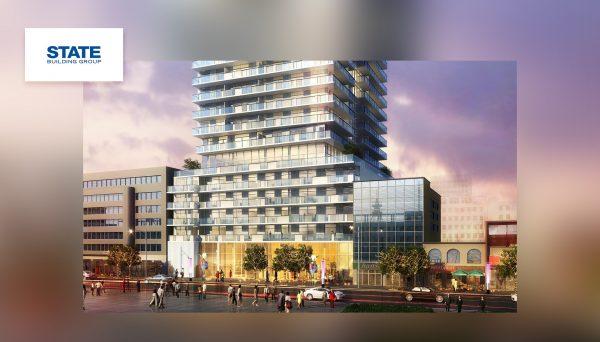 Nw Condo Project at 55 - 65 Eglinton Ave E, Toronto, ON M4P 1G8