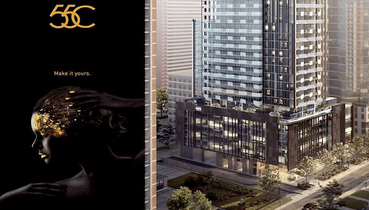 New Condo Project at 55 Charles St E, Toronto, ON M4Y 1S9