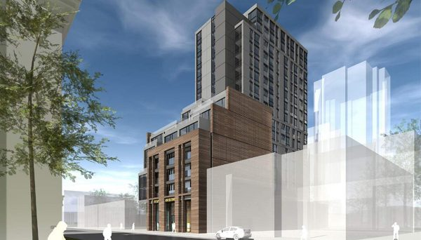 New condo Project at 572 Church St, Toronto, ON M4Y 2E3
