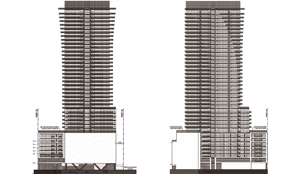 New 40-storey Condominium Development in Newtonbrook Neighbourhood