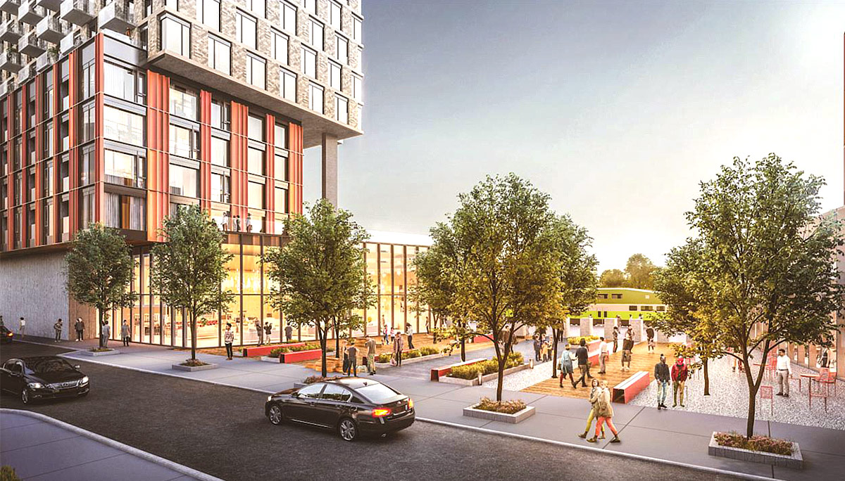 New Condo proje t at 6 Dawes Rd, Toronto, ON M4C 5A7