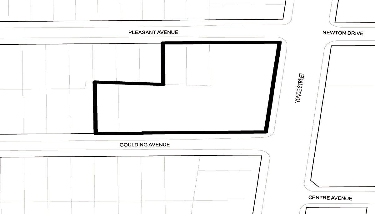 New Condo project at 6150 Yonge St, North York, ON M2M 3W9