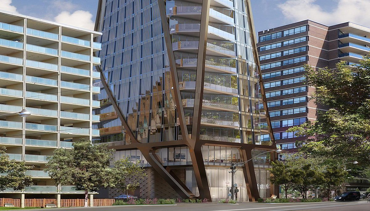 New Condo development at 64 Prince Arthur Ave, Toronto, ON M5R 1B4