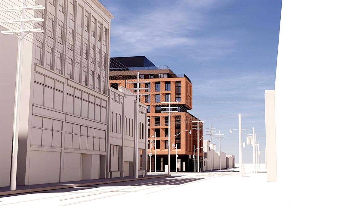 New Condo Project at 655 Queen St W, Toronto, ON M6J 1E6