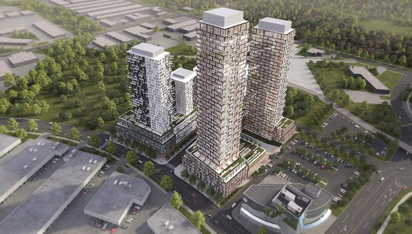 New Condo Project at 675 Progress Ave, Scarborough, ON M1H 2X1