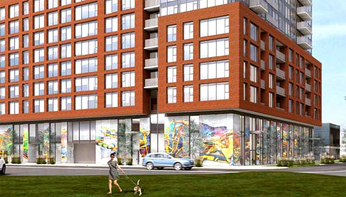 New Condo Project at 6 Noble St, Toronto, ON M6K 2C6