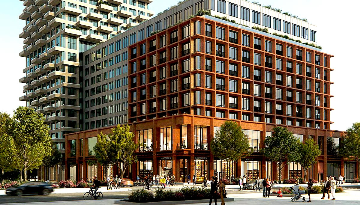New Condo Project at 7 Labatt Ave, Toronto, ON M5A 1Z1
