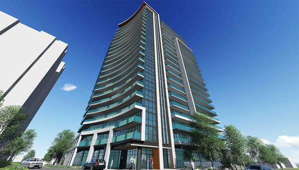 Condo Project at Lawrence Avenue West, Toronto, ON