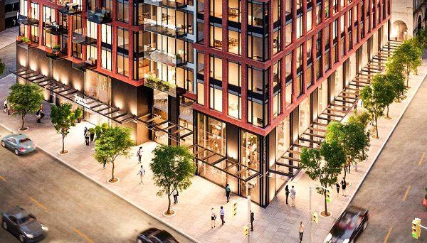 New Condo Project at 75 The Esplanade, Toronto, ON M5E 1Z4