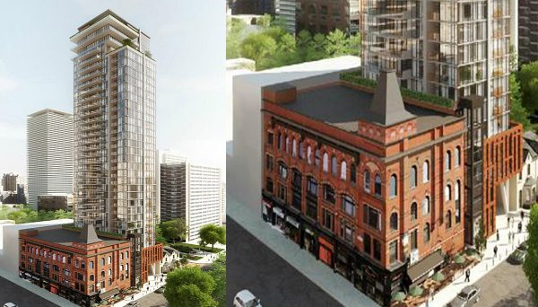 Condo Project at 8 Gloucester St, Toronto, ON