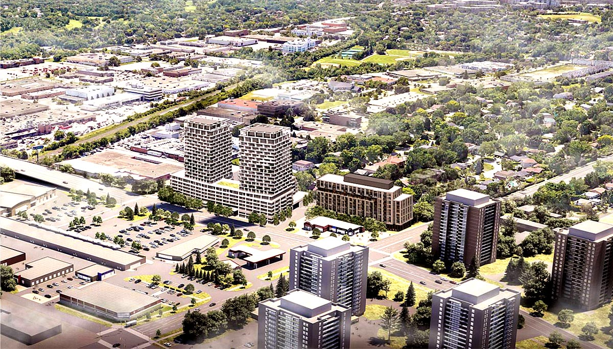 New Condo Project at 801 York Mill Rd, North York, ON M3B 1X7