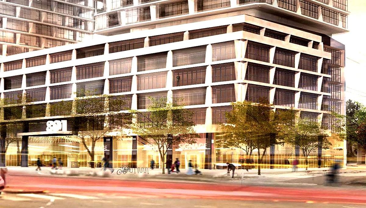 New mixed-use Residential Development in Don Mills Neighbourhood