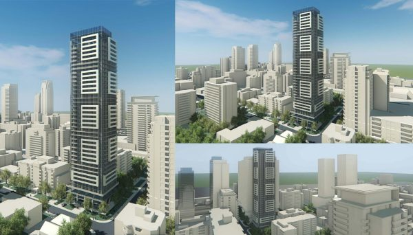 New Condo project at 85 Broadway Ave, Toronto, ON M4P 1T7