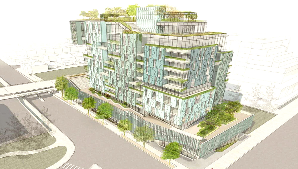 New Condo Project at 888 Dupont St, Toronto, ON M6G 1Z8