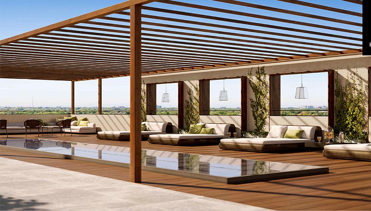 indoor and Outdoor Luxurious Amenities