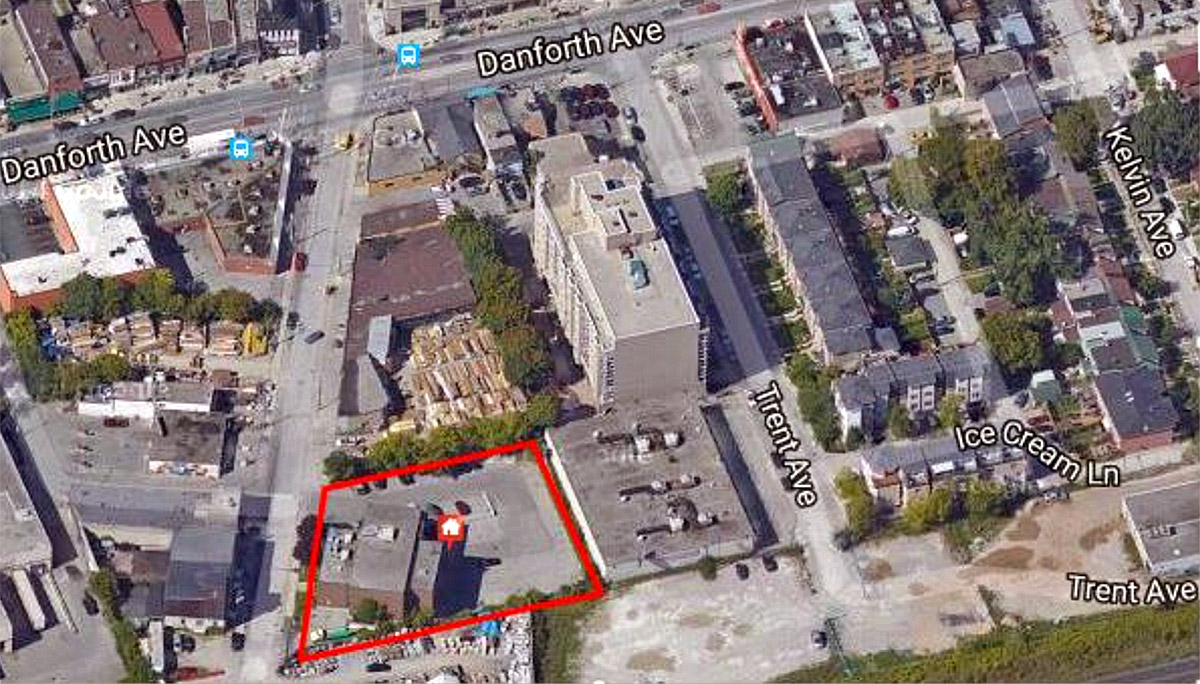 New Condo Project at 9 Dawes Rd, Toronto, ON M4C 5A8