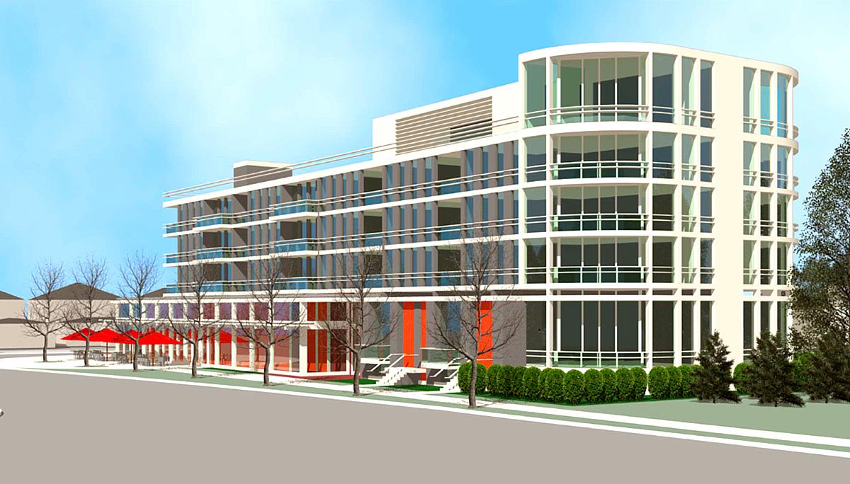 New 5-Storeys High Condominium Development in he Milliken Neighbourhood