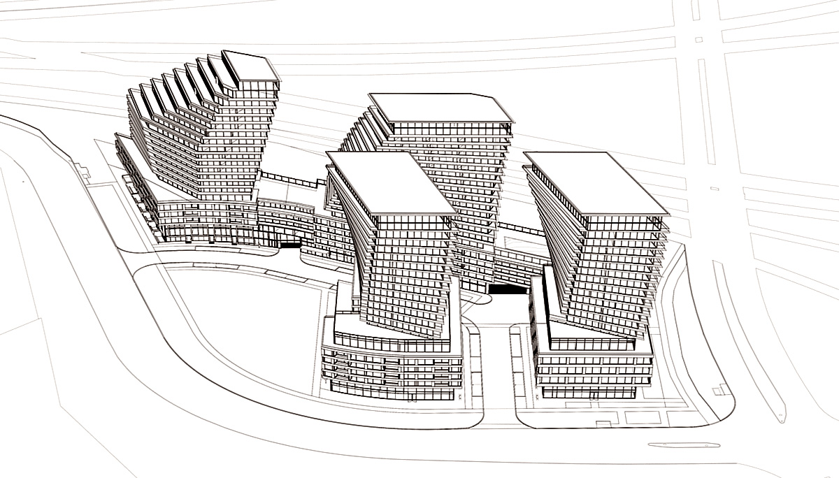 A New mixed-use Residential Development in Etobicoke.