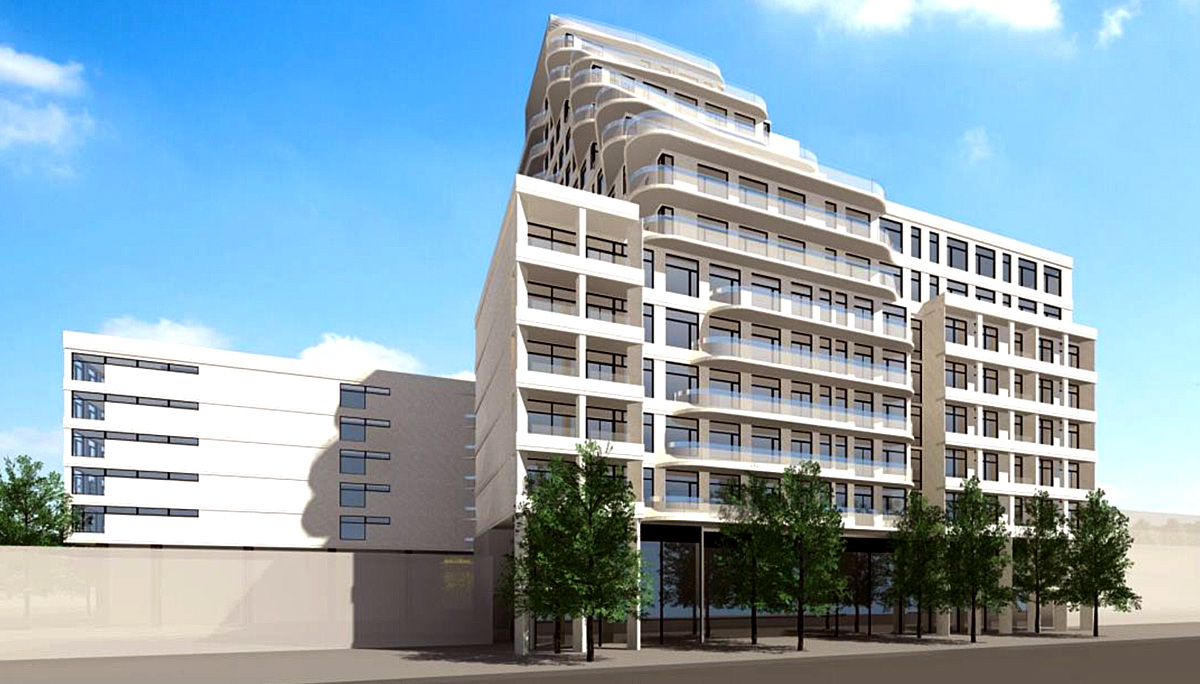 New Condo Project at 933 The Queensway, Etobicoke, ON M8Z 1P3