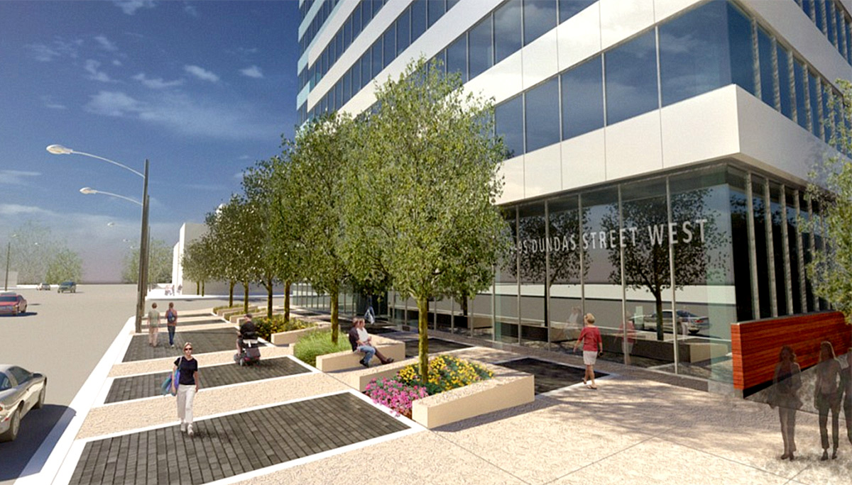 New Condo Project at 95 Dundas St W, Mississauga, ON L5B 2T5